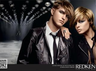 Redken products for men and women